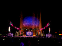 DISNEY CANDLELIGHT PROCESSIONAL 2014